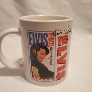 Elvis Presley Coffee Mug Cup Always The Original